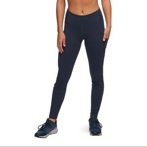 Patagonia Navy Blue Pack Out Tight Outdoor Legging